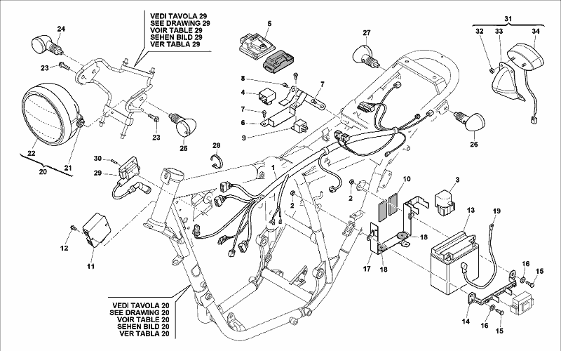 Powerhouse Motorcycles - Gran Turismo 440 2016 - 30